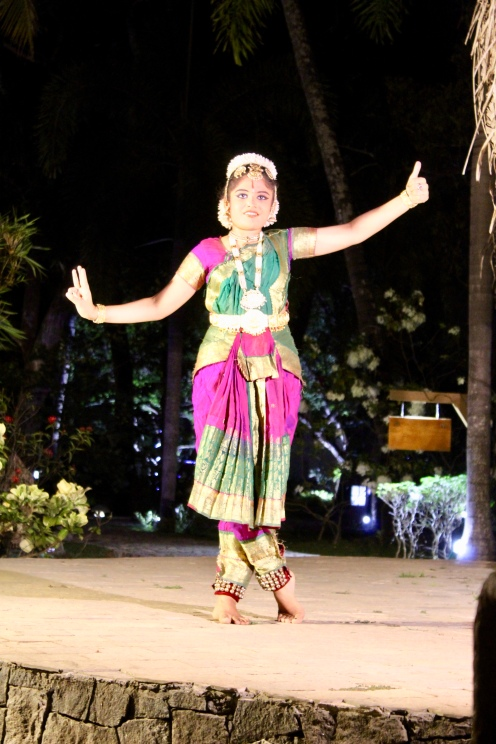 Carnoustie - Traditional Indian Dance