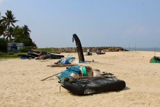 Beach - Fishing Boats