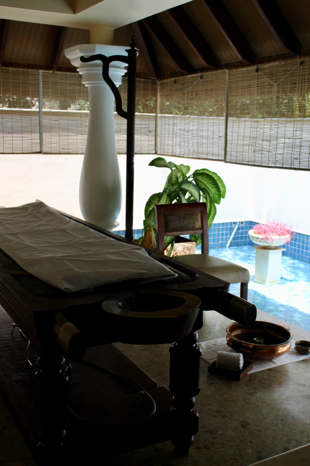 Carnoustie - Spa Treatment Room