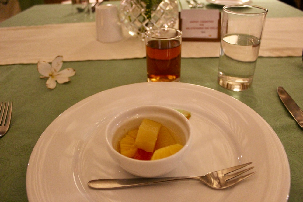 Stewed Fruits