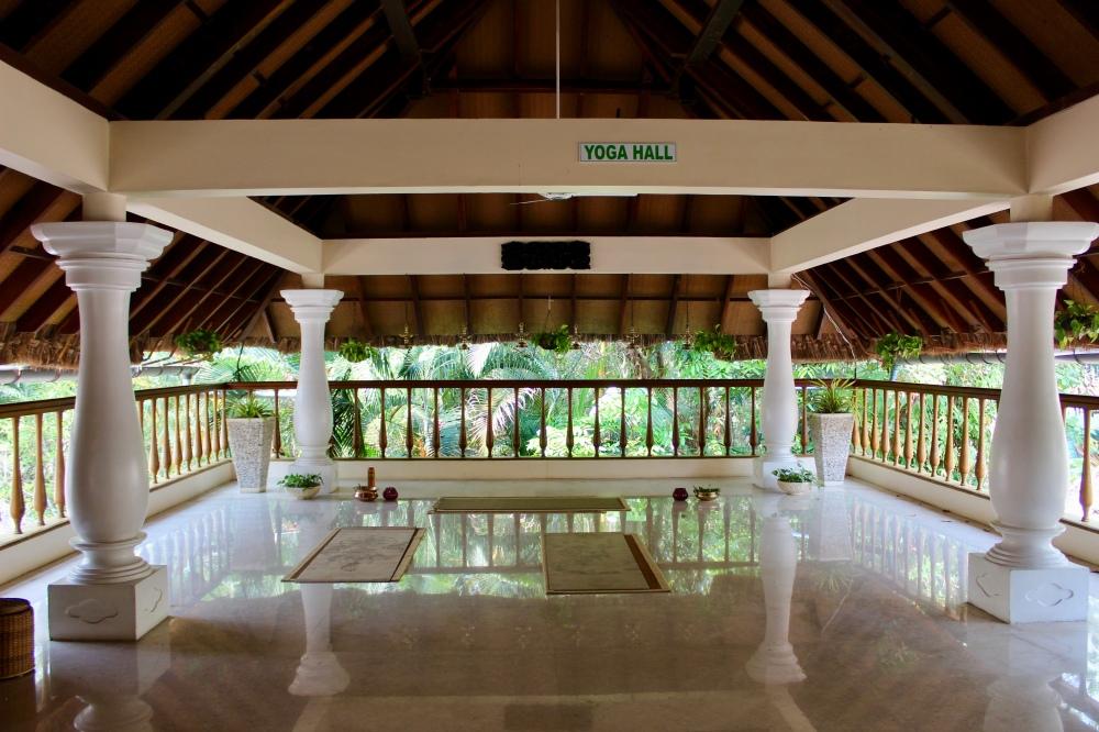 Carnoustie - Spa Yoga Hall