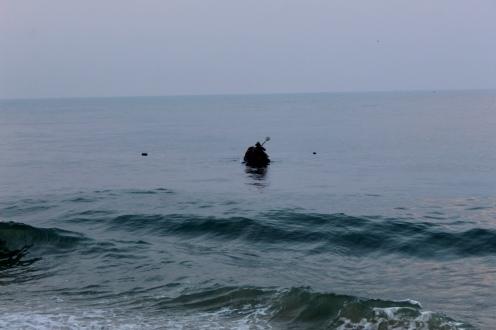 Carnoustie - Fisherman