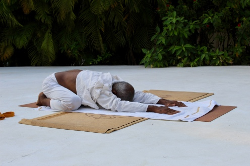 Carnoustie - Yoga Teacher Gopal