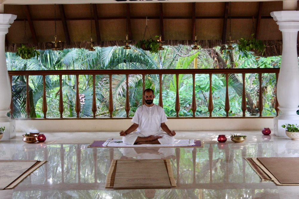 Carnoustie - Spa Yoga Room