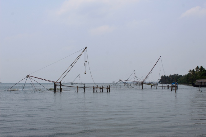 Kerala - Chinese Fishing Nets