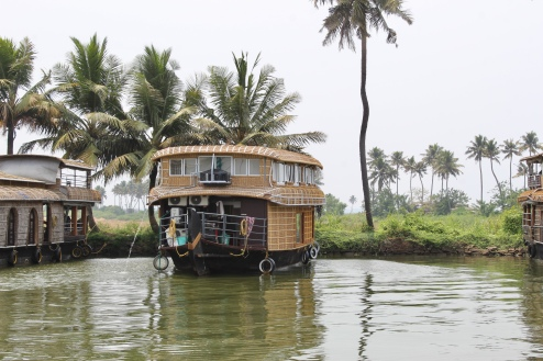 Backwater Canal - Houseboat