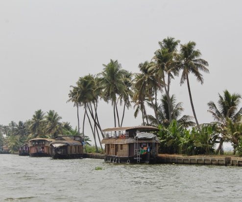 Backwater Canal Houseboats