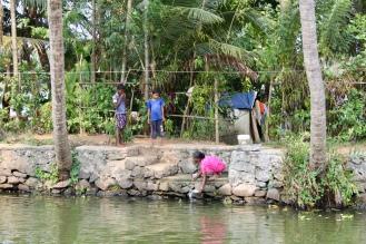 Kerala - Washing