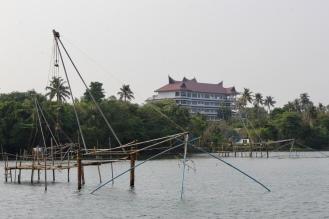 Kerala - Chinese Fishing Net