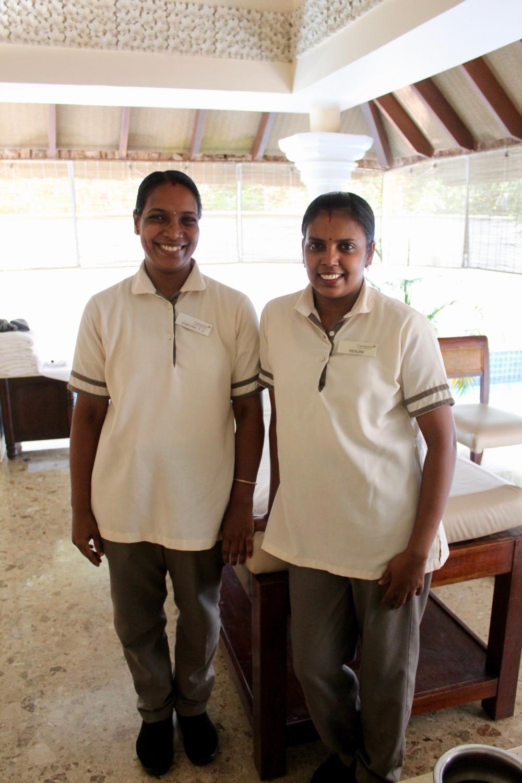Carnoustie - Sabeena and Renjini