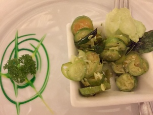 Tindly Coconut Salad