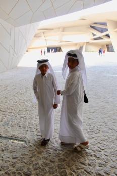 Young Qatari boys!
