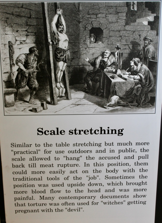 Scale Stretching