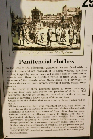 Penitential Clothes