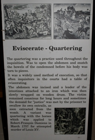Eviscerate - Quartering