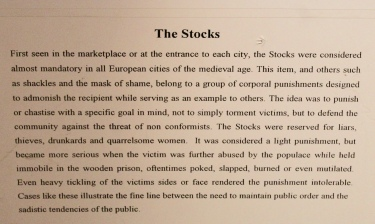 The Stocks