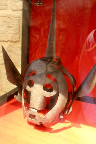 The Mask of Infamy