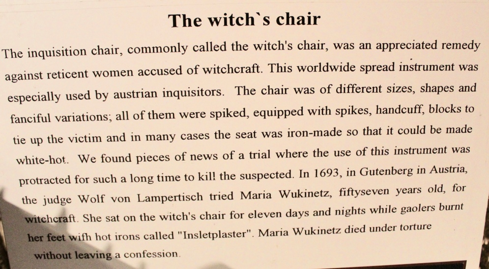 The Witch's Chair