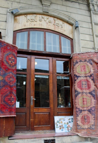 Old City, Baku - Azerbaijan Rugs