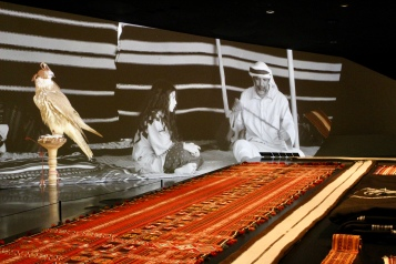 Qatari life before oil.