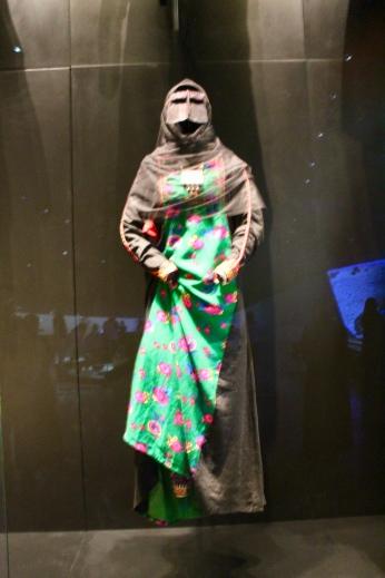Qatari Traditional Dress