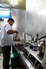 Making Indian coffee