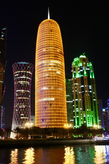 Penis, I mean Doha Tower