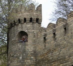 Turret - Old City Wall
