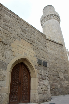 Old City, Baku - Mosque