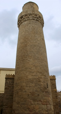 Old City, Baku - Minaret