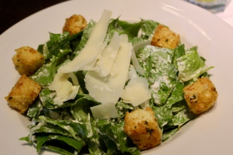 Hard Rock Cafe - Caesar Salad