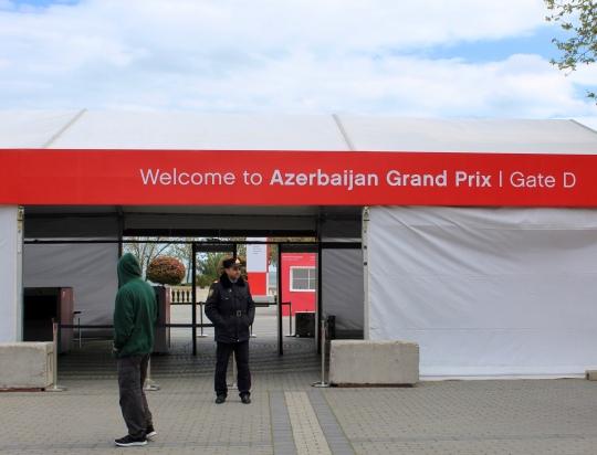 Baku - Grand Prix