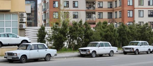 Soviet Cars!