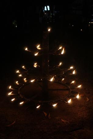Carnoustie - Evening Candles
