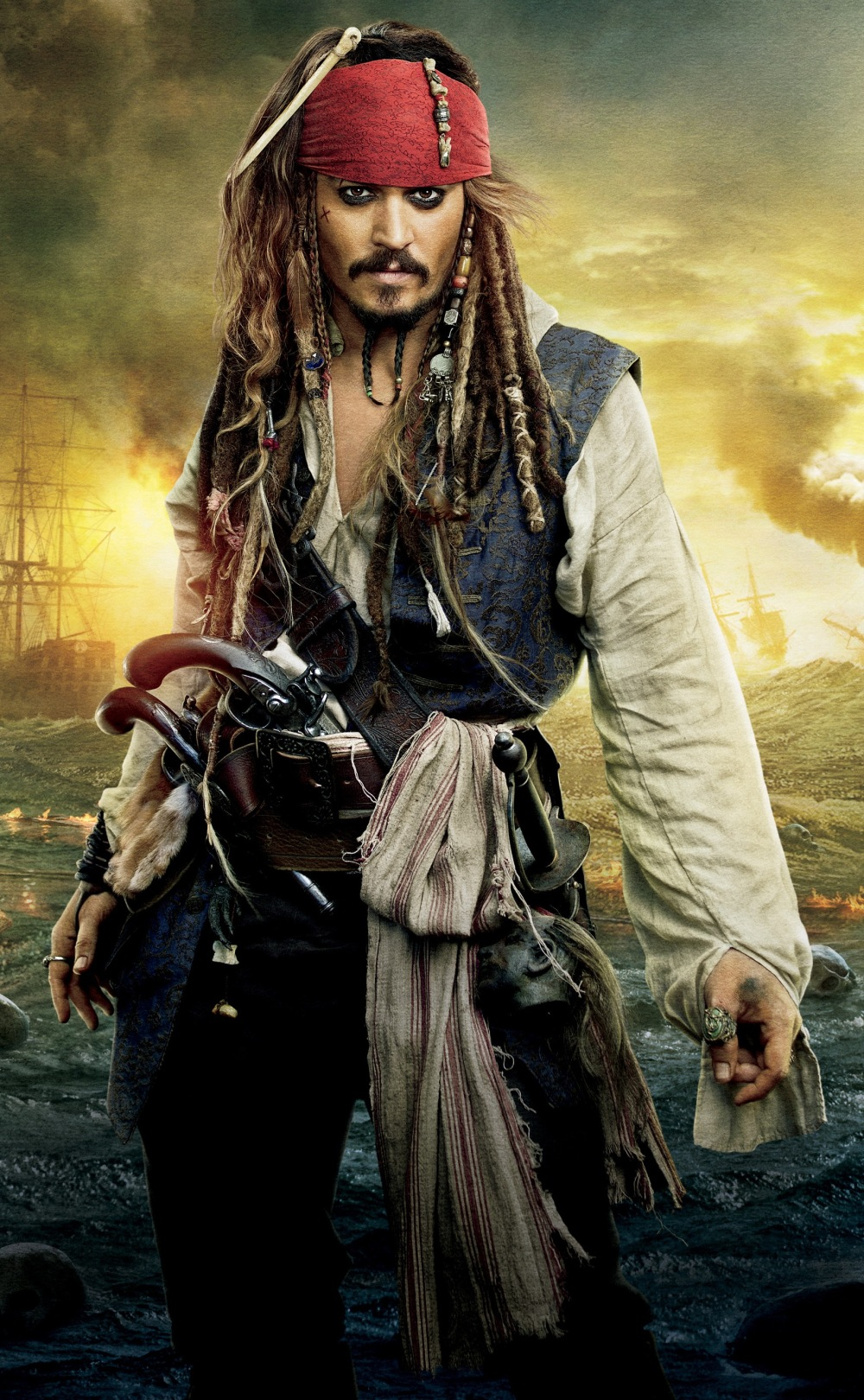 Jack_Sparrow_OST_Textless_Poster