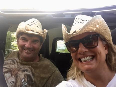 2019 Jeep Wrangler Sport - Hella Yella - Daisy Duke Inspired - Matching Cowboy Hats!