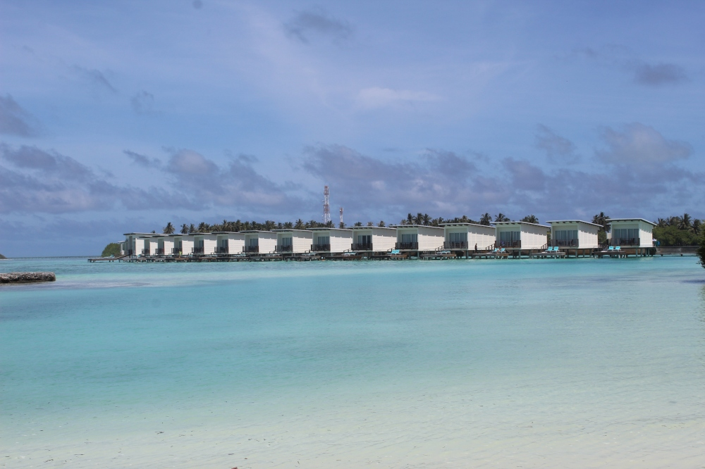 Maldives - South Beach - Overwater Villas