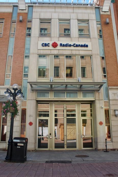 Downtown - Ottawa, Ontario, Canada - CBC Radio - Sparks Street