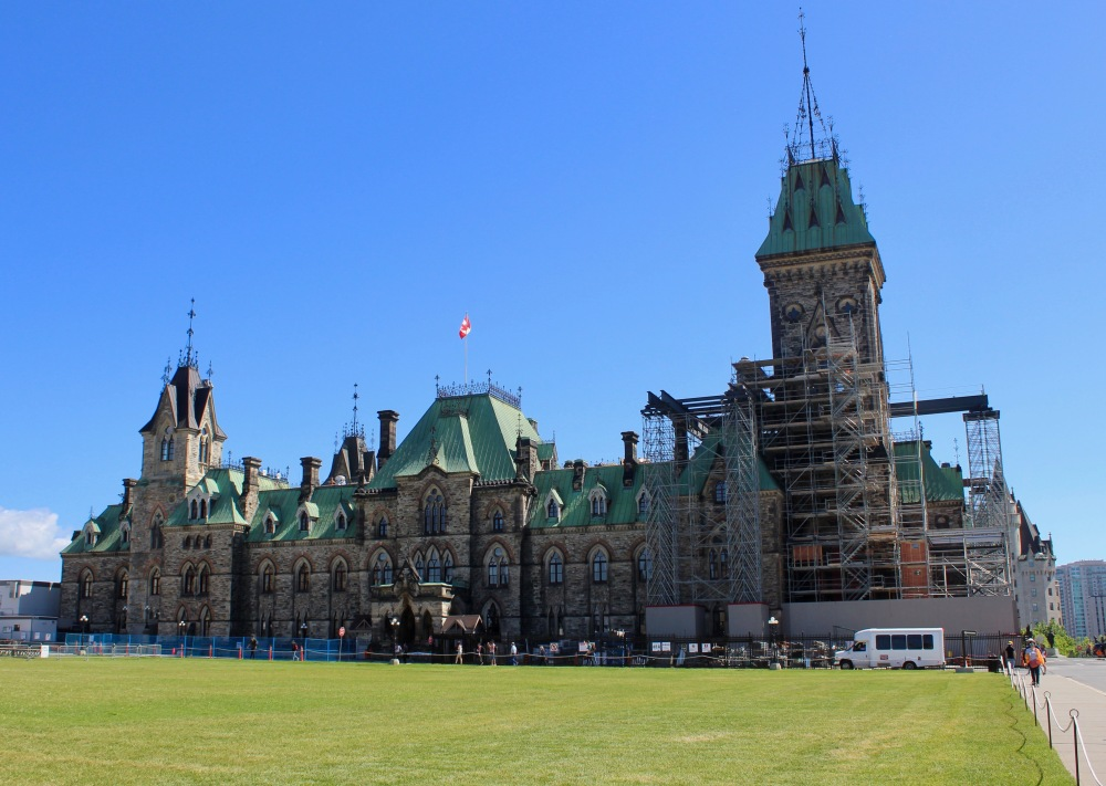 Parliament Hill, Ottawa, Ontario - East Block