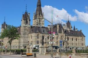 Parliament Hill, Ottawa, Ontario - West Block