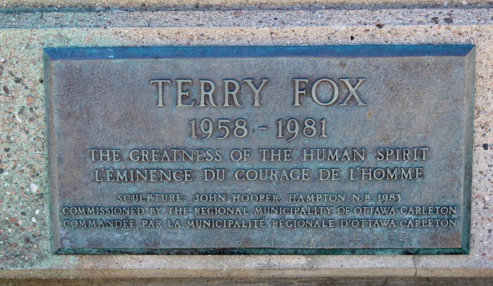 Downtown - Ottawa, Ontario, Canada - Terry Fox