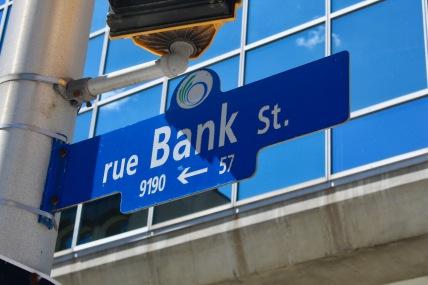 Downtown - Ottawa, Ontario, Canada - Bank Street