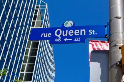 Downtown - Ottawa, Ontario, Canada - Queen Street