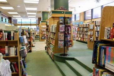 Downtown - Ottawa, Ontario, Canada - Indigo Book Store!