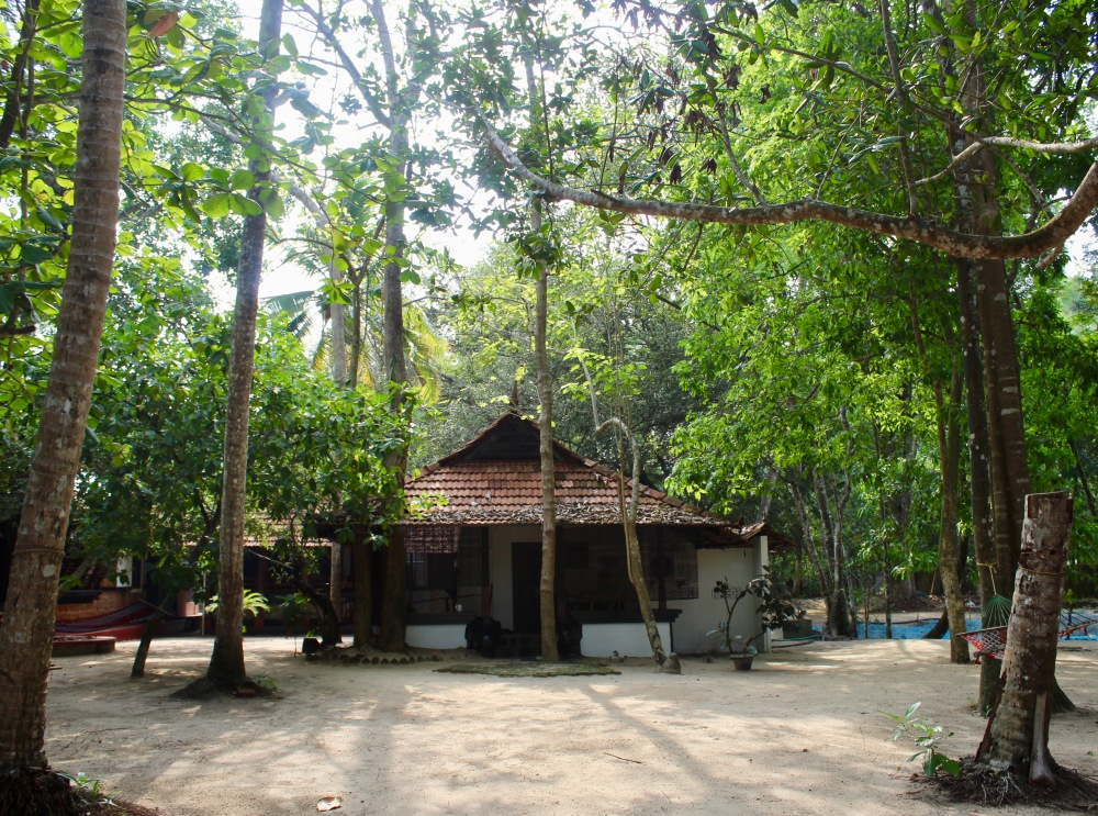 2019 - India - Mararikulam North - Arakal Heritage Homestay Cottage