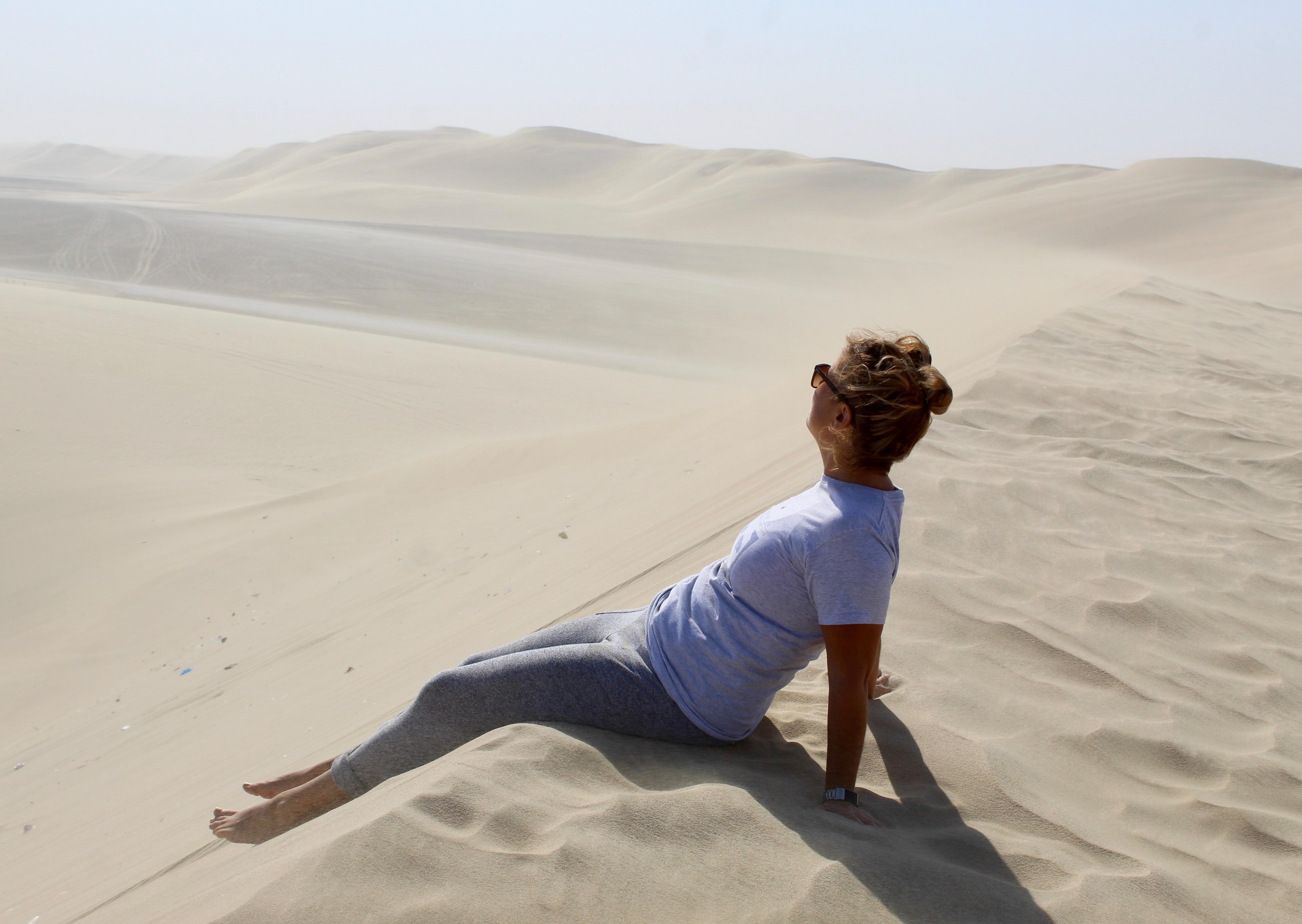 2019 - Qatar - Al Wakrah - Dune Bashing