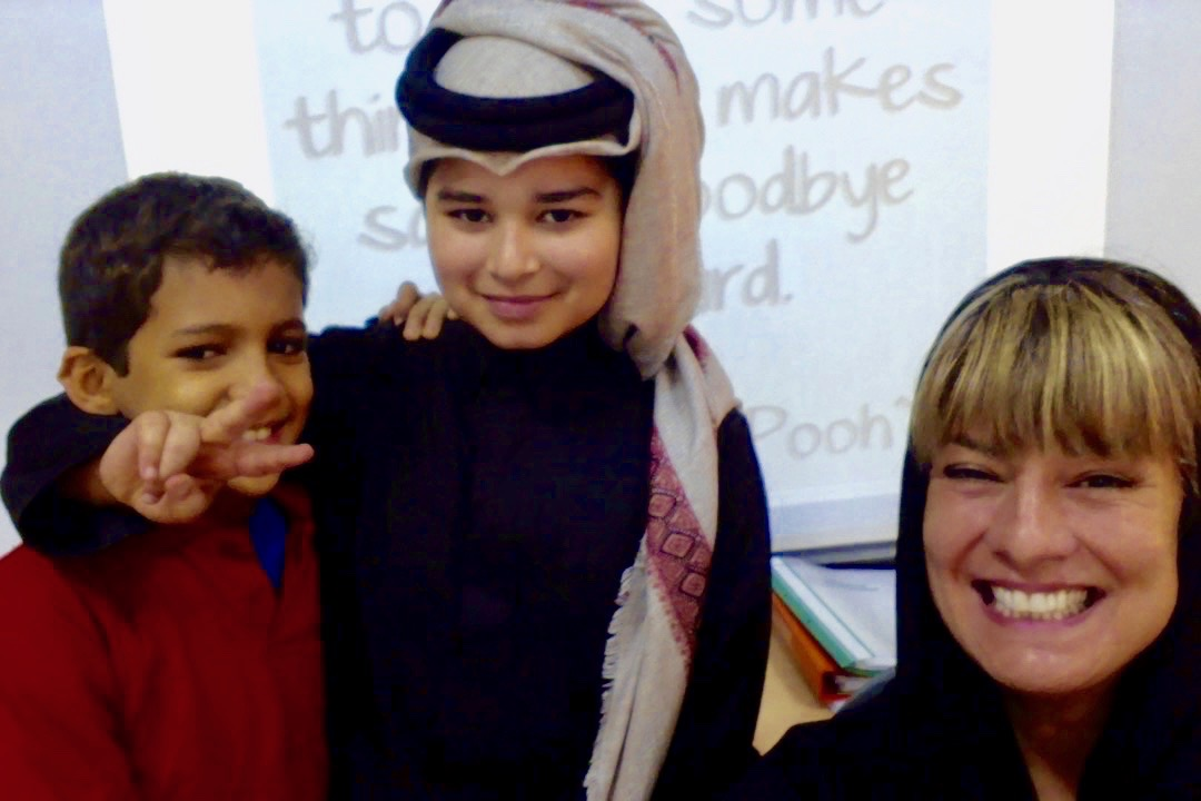 December 16th, 2015 - Qatar Canadian School - Doha, Qatar
