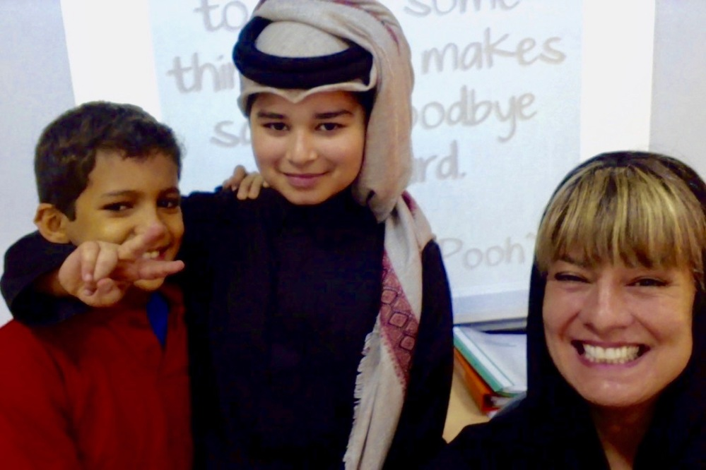 December 16th, 2015 - Qatar Canadian School - Doha, Qatar