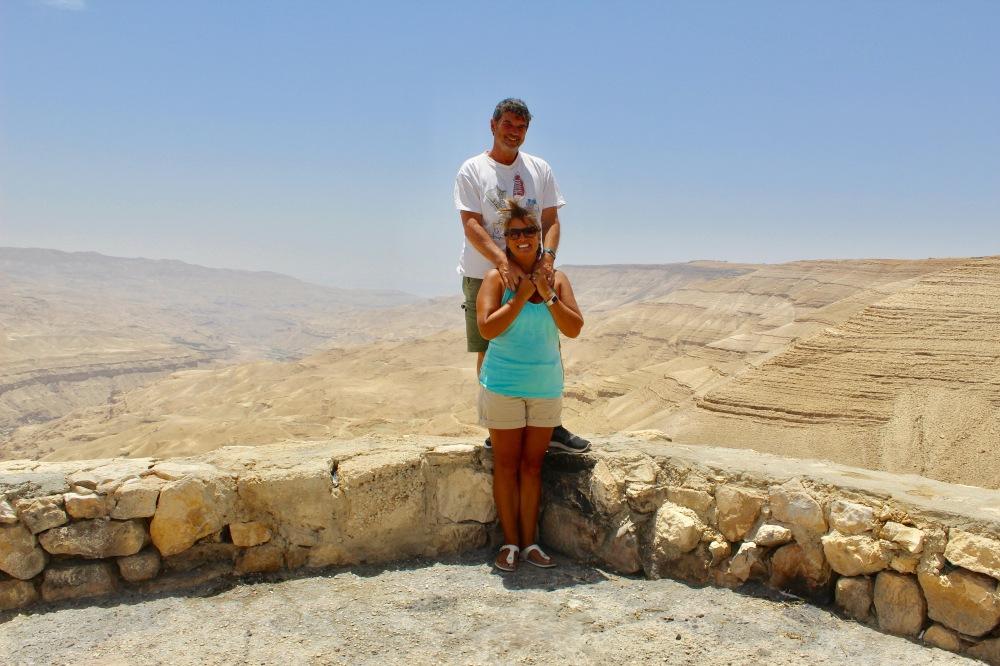 2019 - Dhiban, Jordan - Wadi Mujib