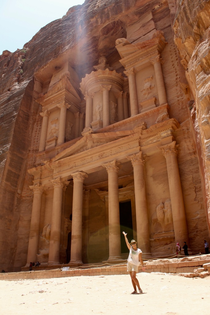 2019 - Petra, Jordan - The Treasury